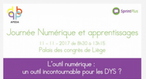 Colloque APEDA